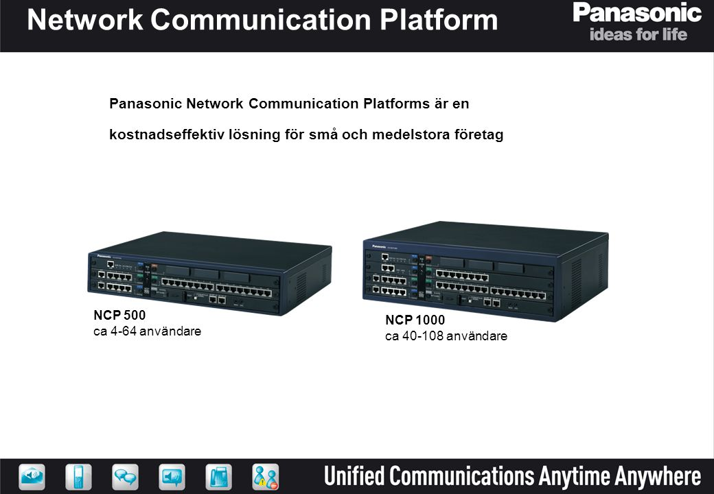 Network Communication Platform