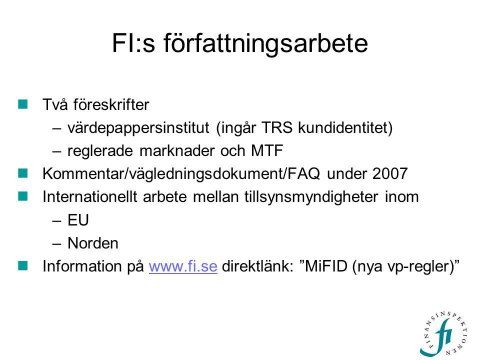 FI:s författningsarbete
