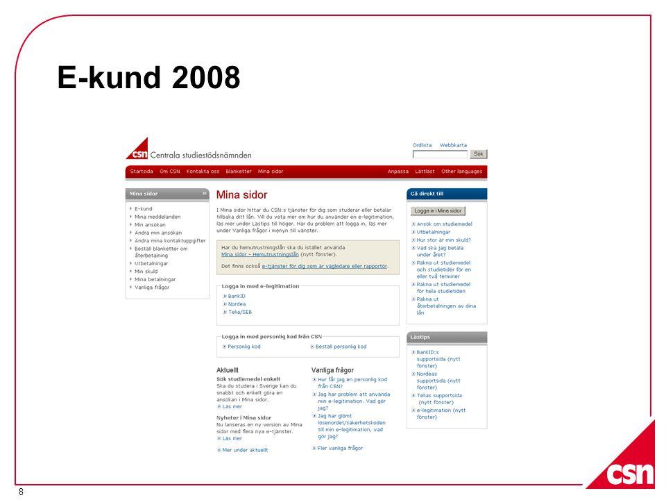 E-kund 2008