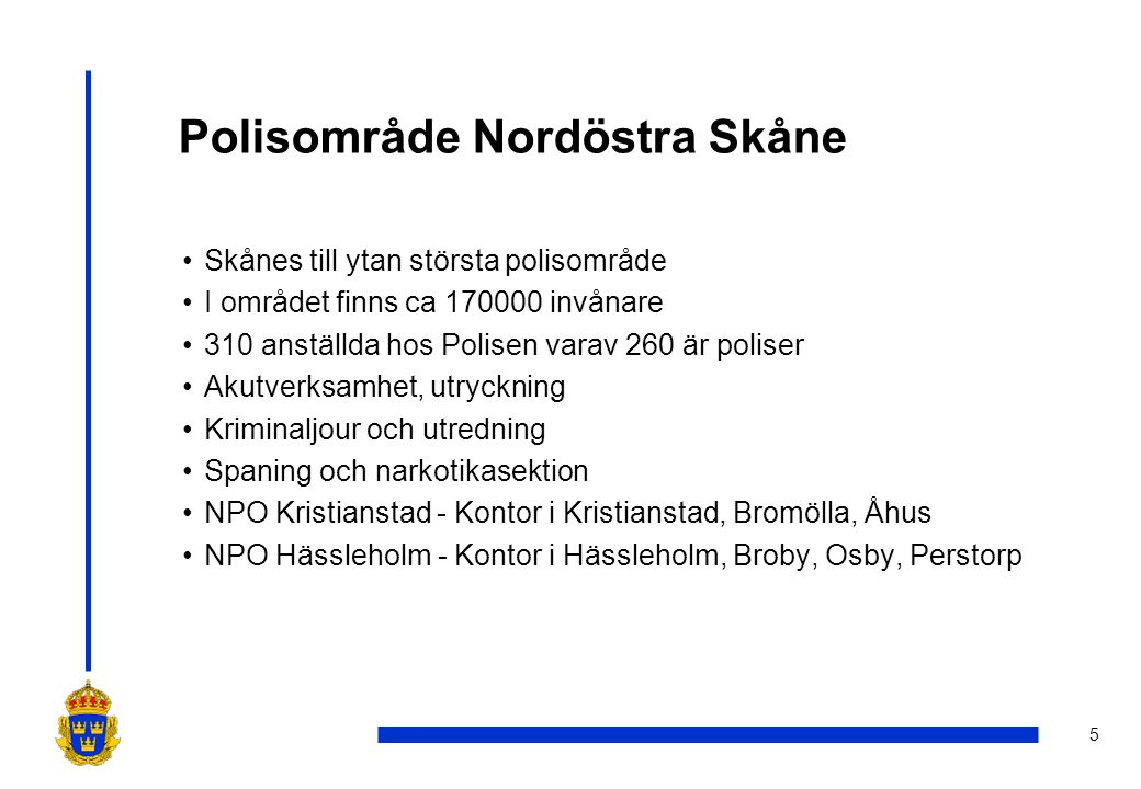 Polisområde Nordöstra Skåne