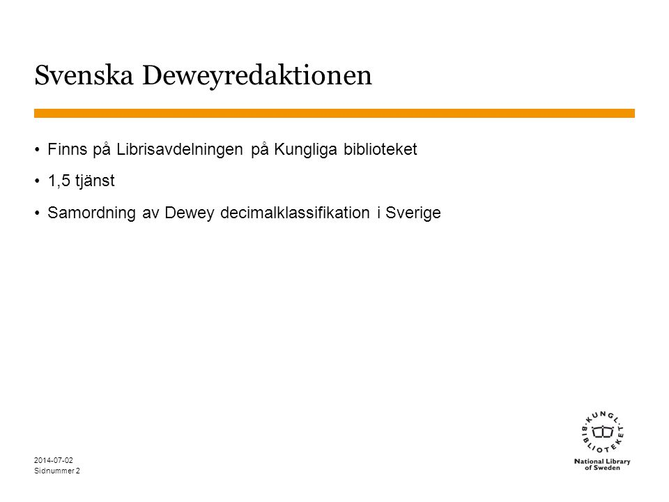 Svenska Deweyredaktionen