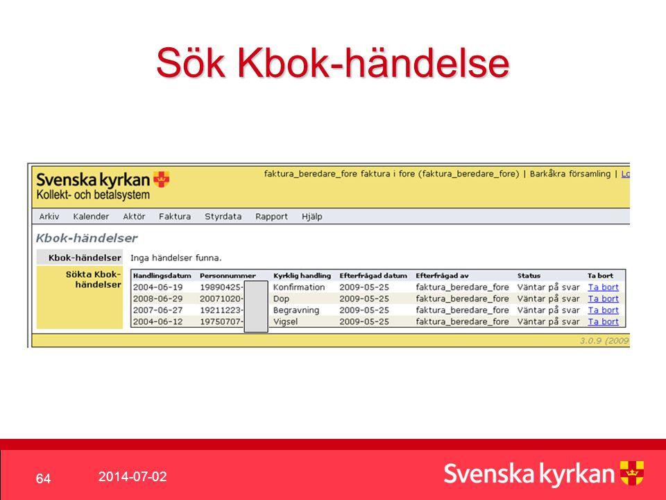 Sök Kbok-händelse 2017-04-03