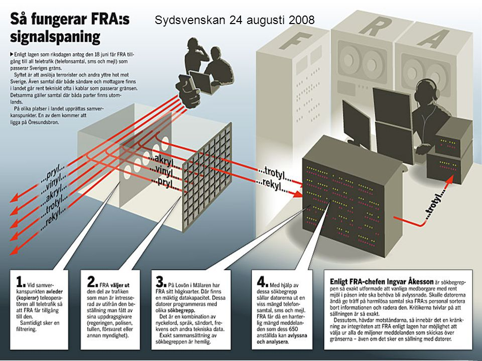 Sydsvenskan 24 augusti 2008