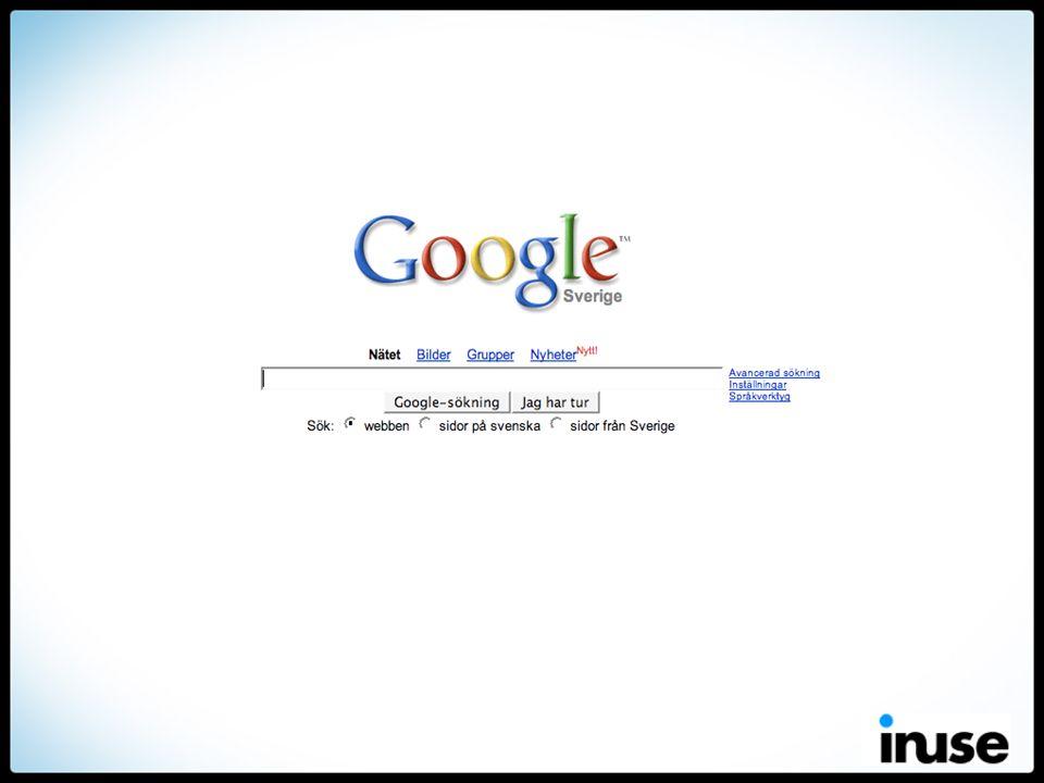 Eller Google.