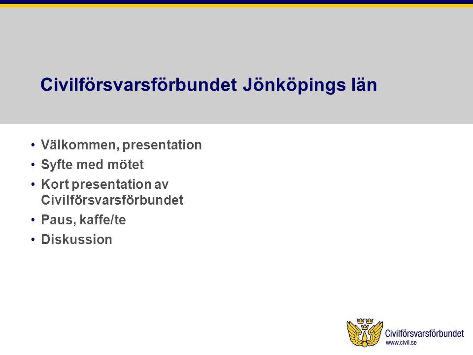 Civilförsvarsförbundet Jönköpings län