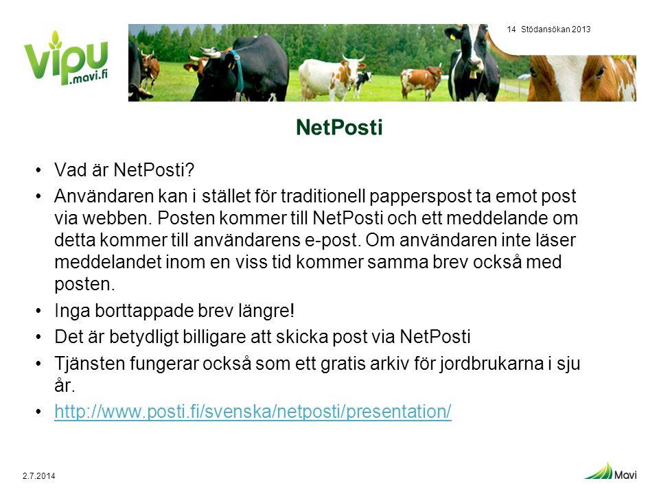 NetPosti Vad är NetPosti