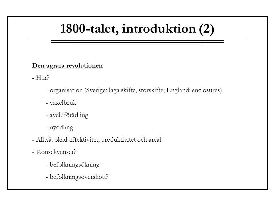 1800-talet, introduktion (2)