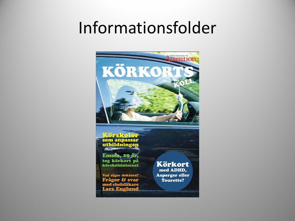 Informationsfolder