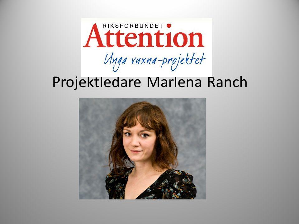 Projektledare Marlena Ranch