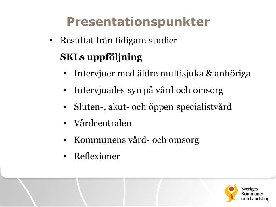 Presentationspunkter