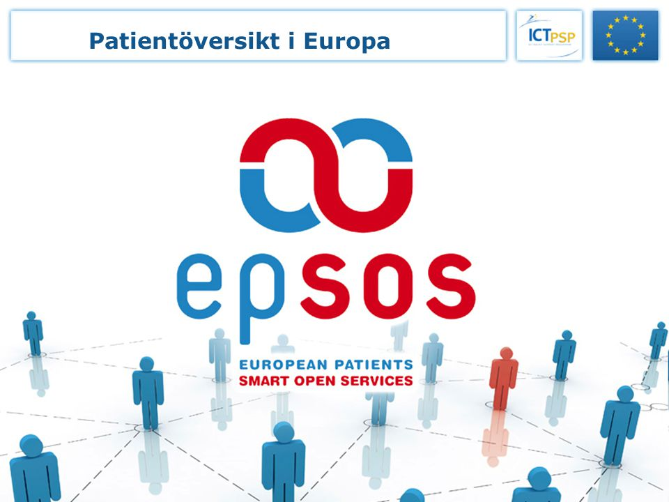 Patientöversikt i Europa