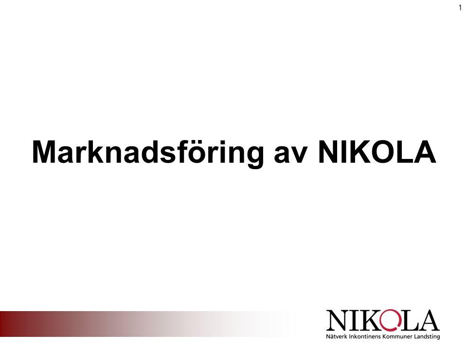 Marknadsföring av NIKOLA