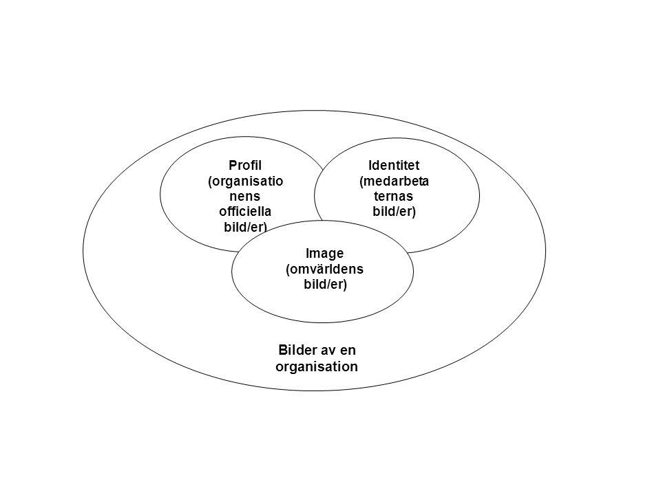 Bilder av en organisation