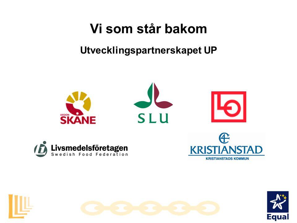 Utvecklingspartnerskapet UP