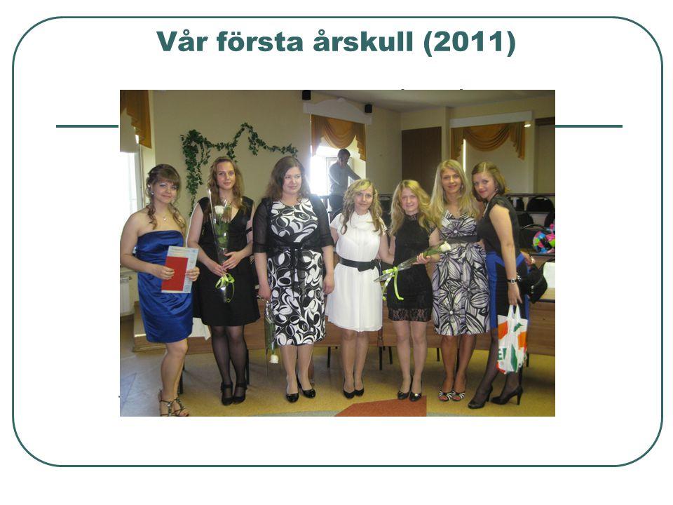 Vår första årskull (2011)