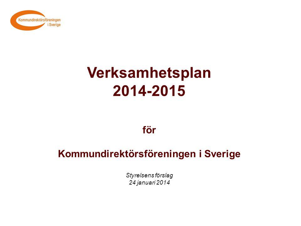 Kommundirektörsföreningen i Sverige