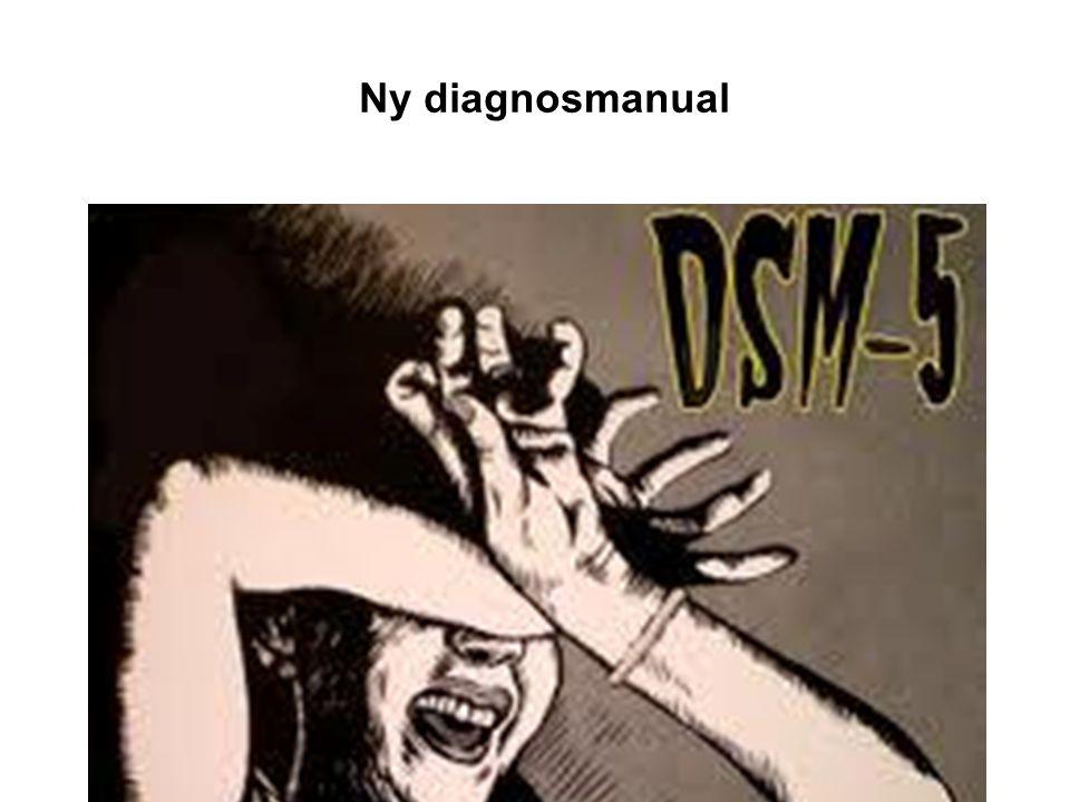 Ny diagnosmanual