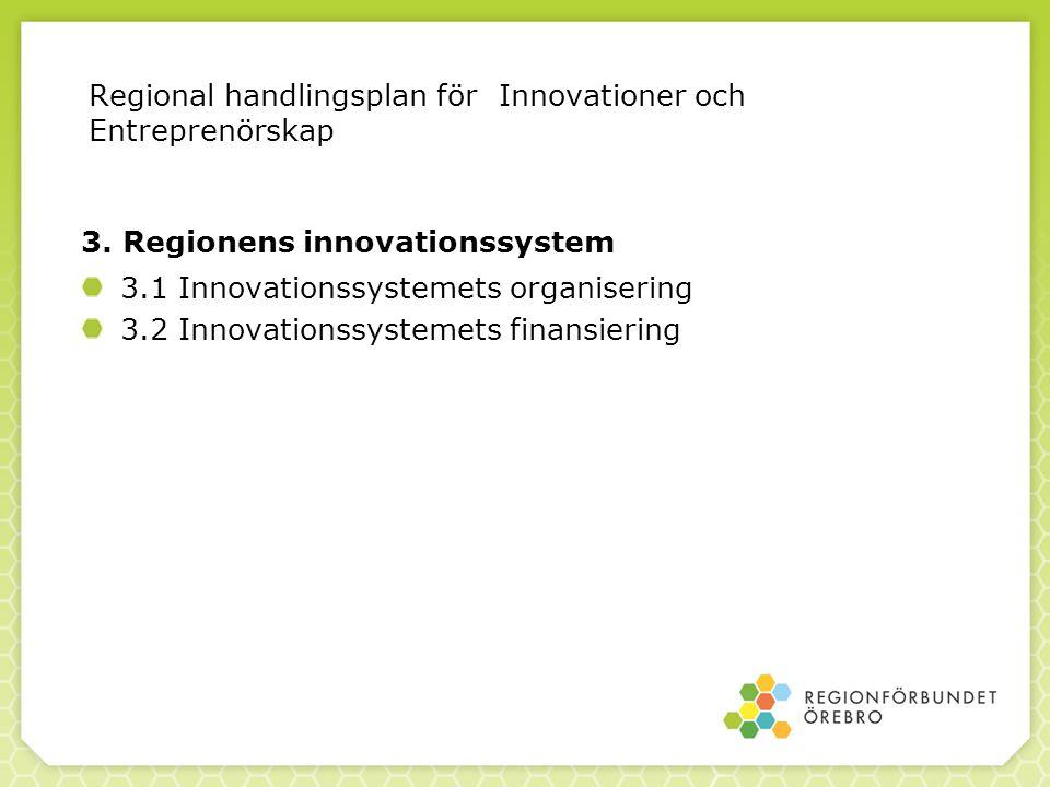 Regional handlingsplan för Innovationer och Entreprenörskap