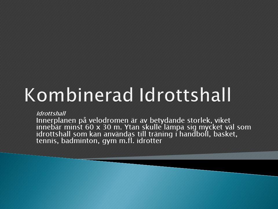 Kombinerad Idrottshall