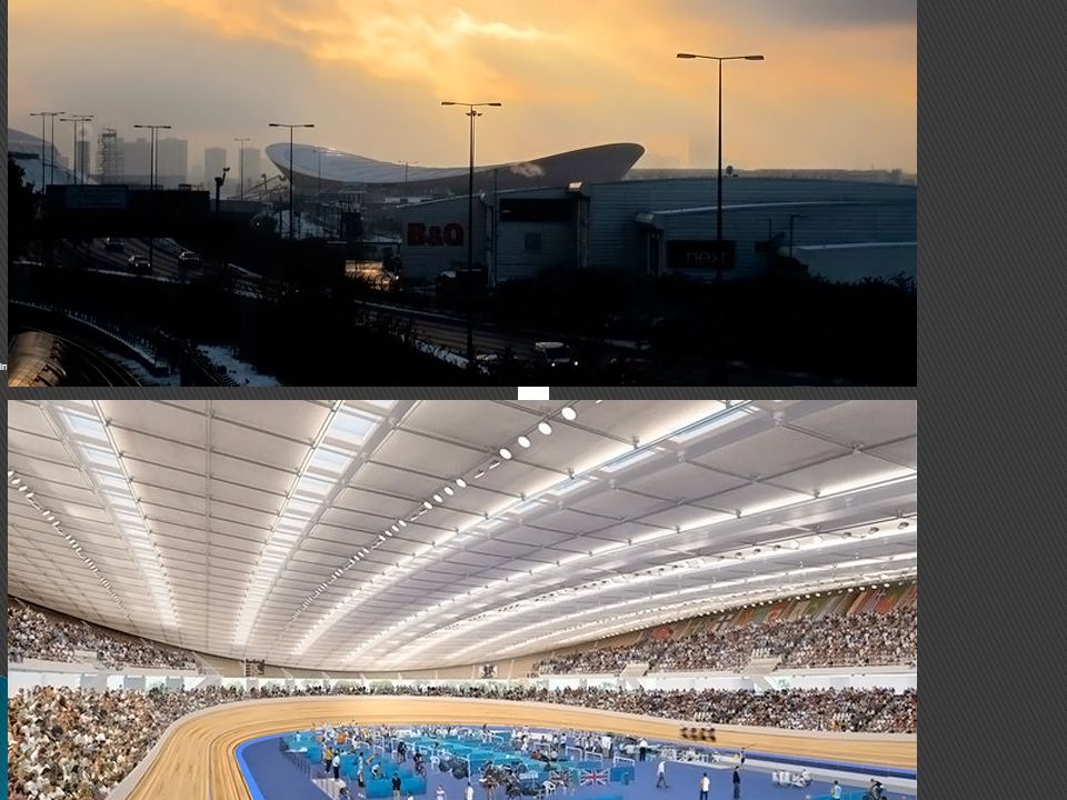 hopkins architects: london 2012 olympic velodrome complete