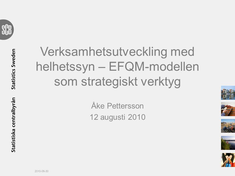 Åke Pettersson 12 augusti 2010