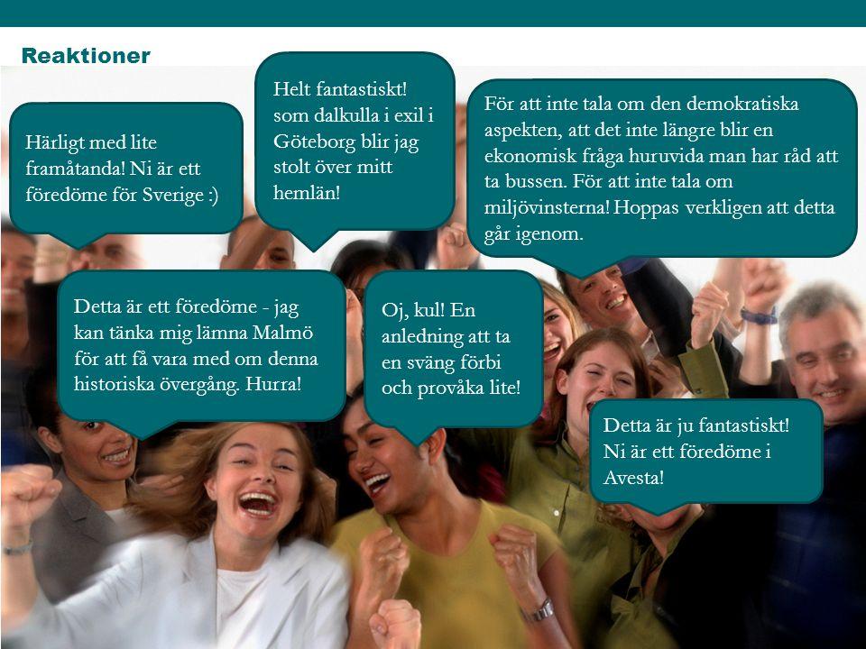 Reaktioner Helt fantastiskt! som dalkulla i exil i Göteborg blir jag stolt över mitt hemlän!