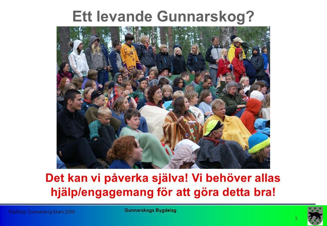 Ett levande Gunnarskog