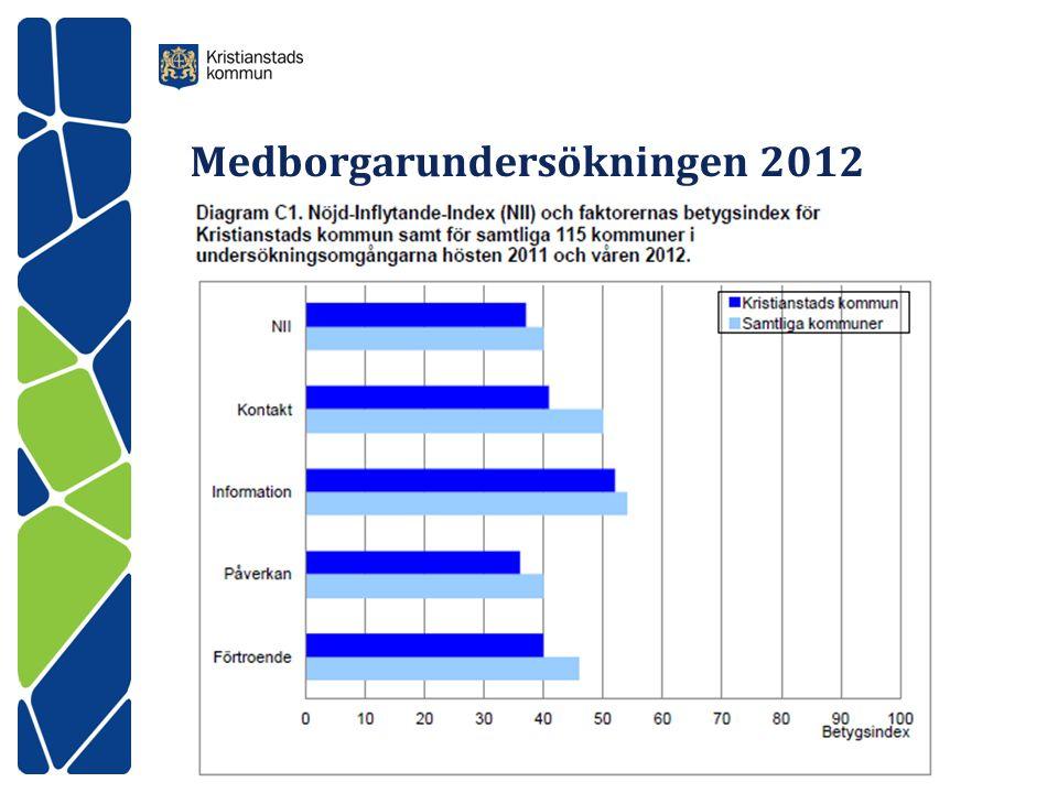 Medborgarundersökningen 2012