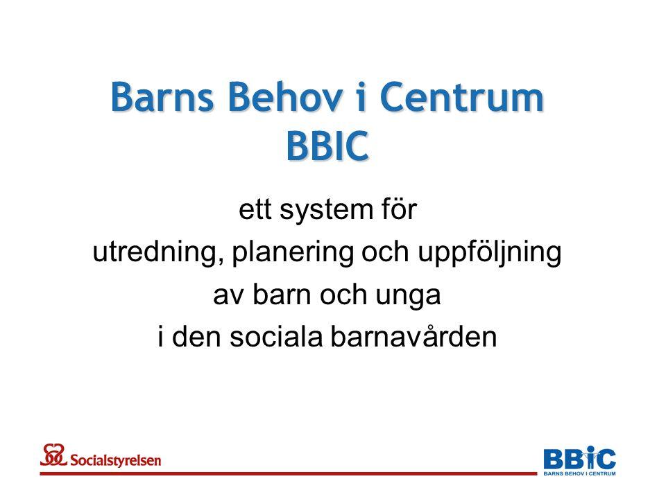 Barns Behov i Centrum BBIC