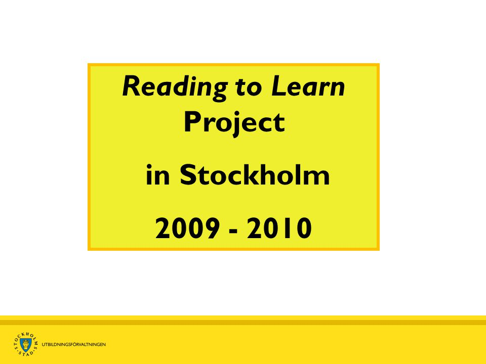 Varför Elever i Stockholm som efter årskurs 9 är behöriga för att börja på gymnasiet
