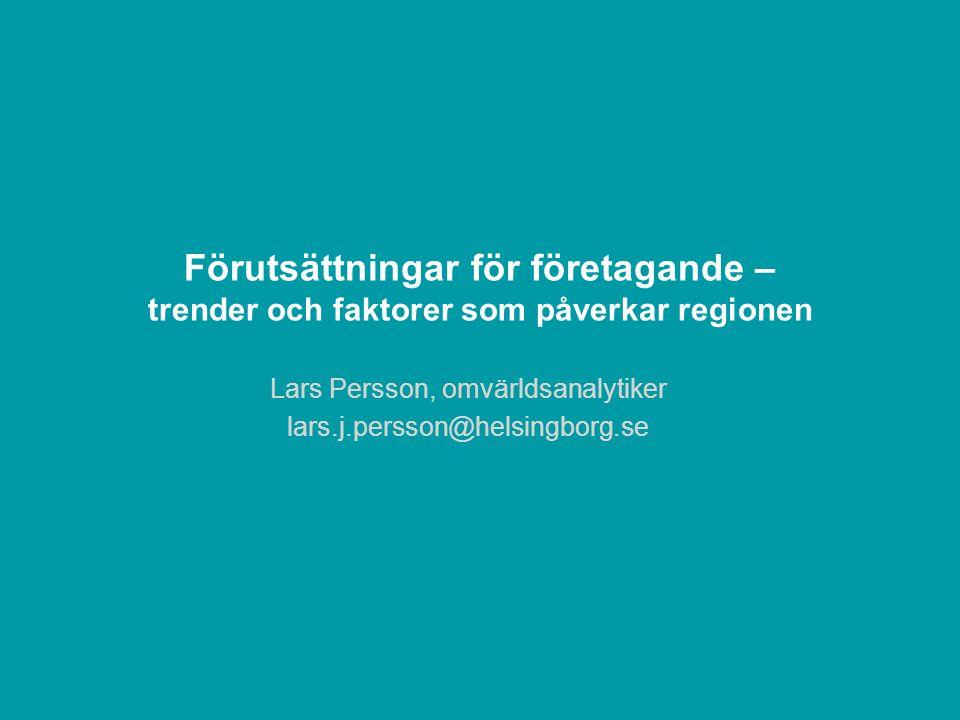 Lars Persson, omvärldsanalytiker lars.j.persson@helsingborg.se