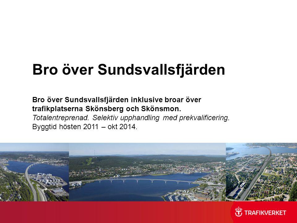 Bro över Sundsvallsfjärden