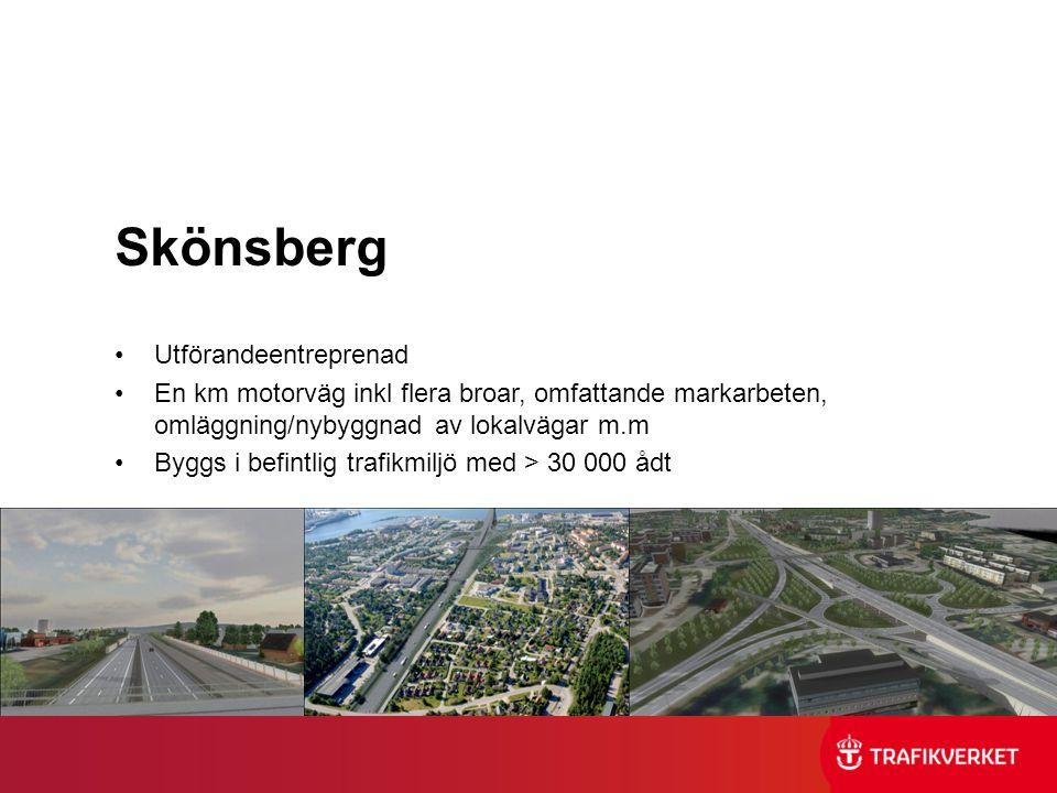 Skönsberg Utförandeentreprenad