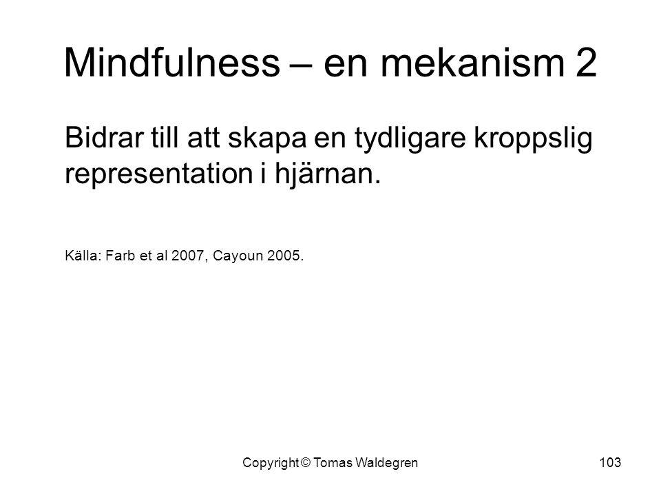 Mindfulness – en mekanism 2