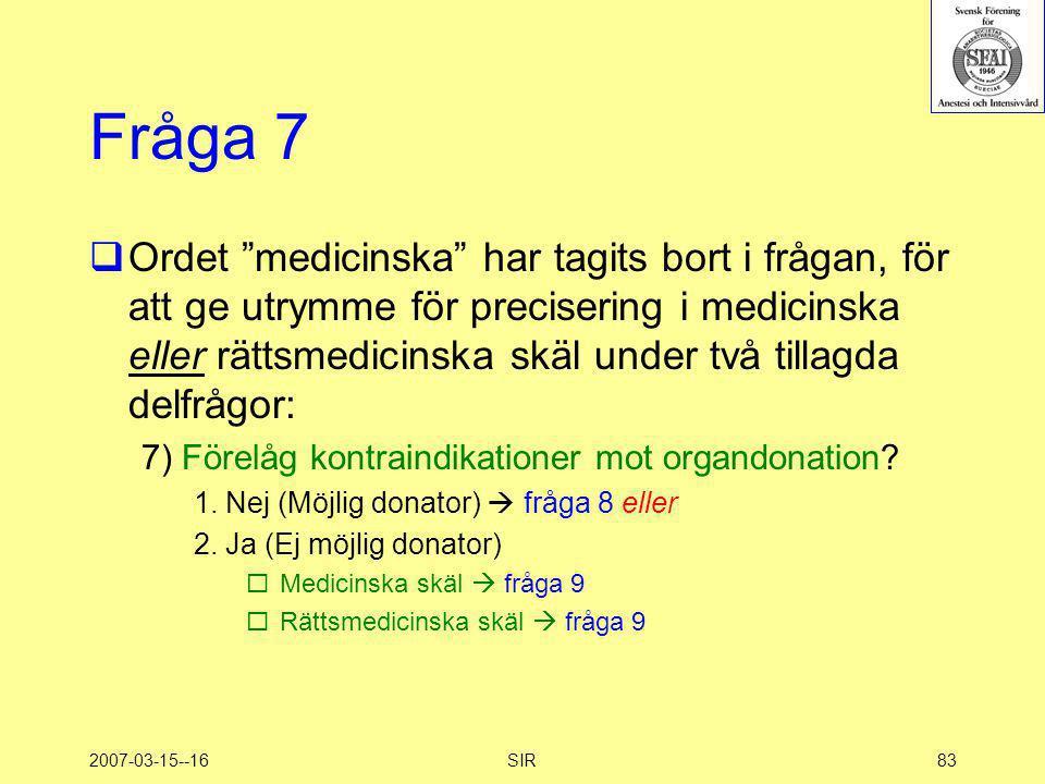 Fråga 7
