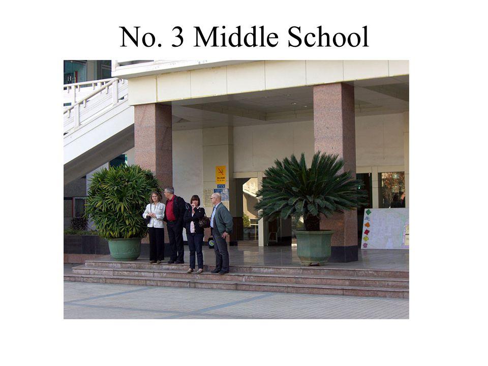 No. 3 Middle School