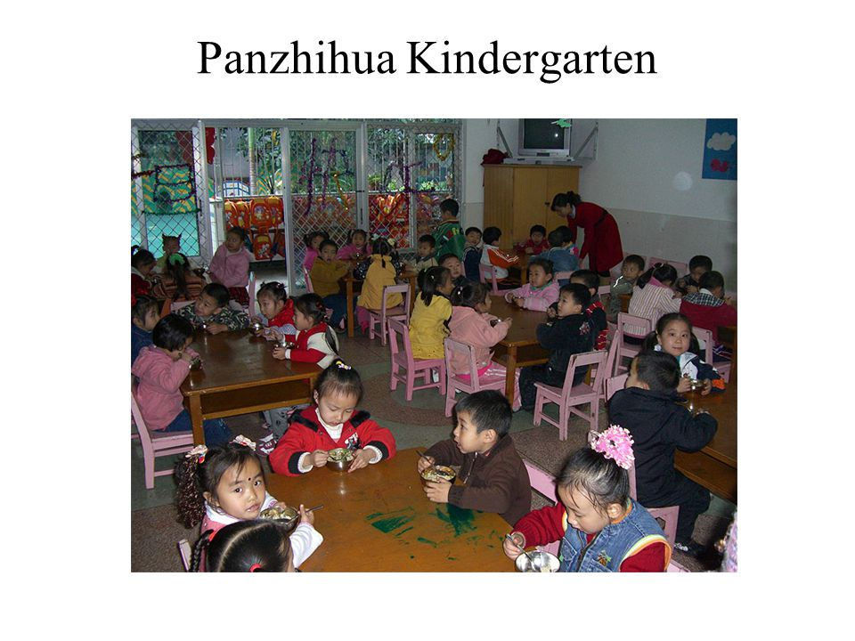 Panzhihua Kindergarten