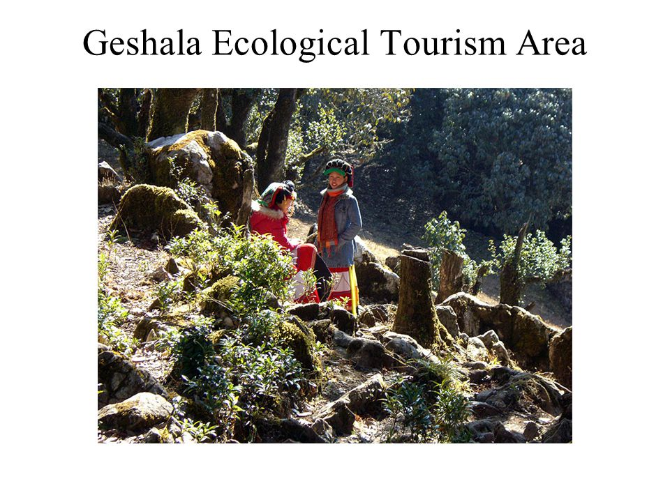Geshala Ecological Tourism Area