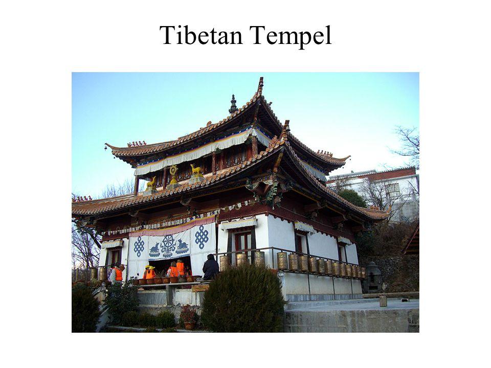Tibetan Tempel