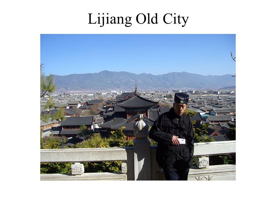 Lijiang Old City