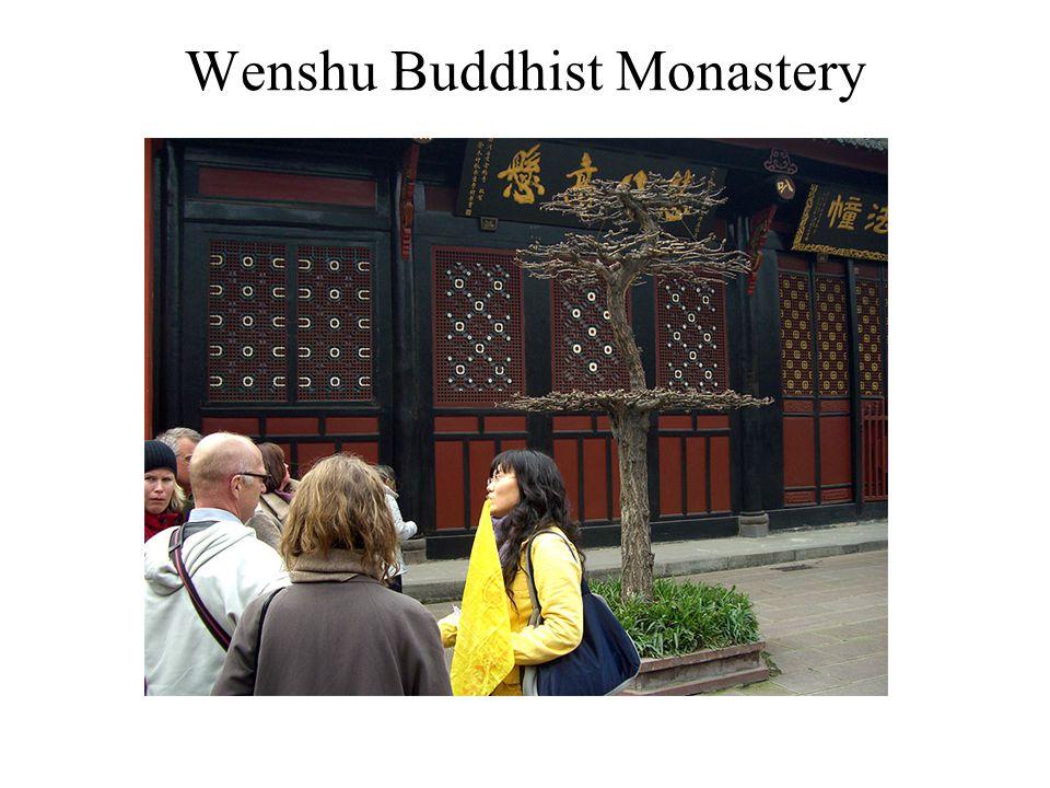 Wenshu Buddhist Monastery