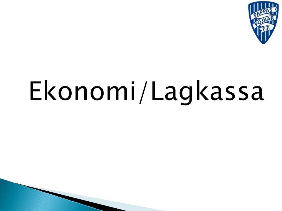 Ekonomi/Lagkassa