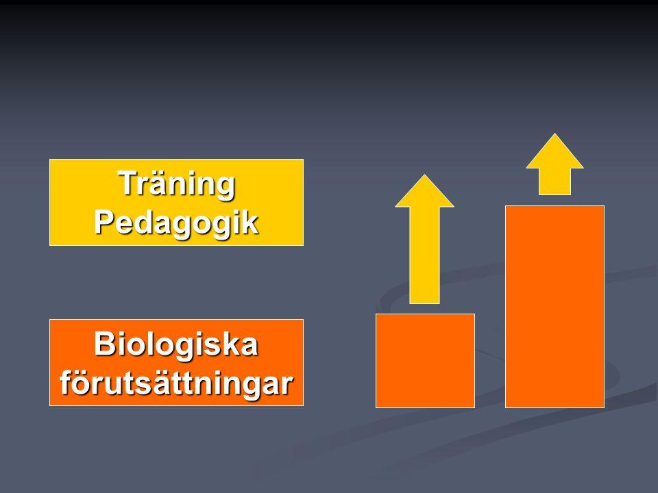 Biologiska förutsättningar