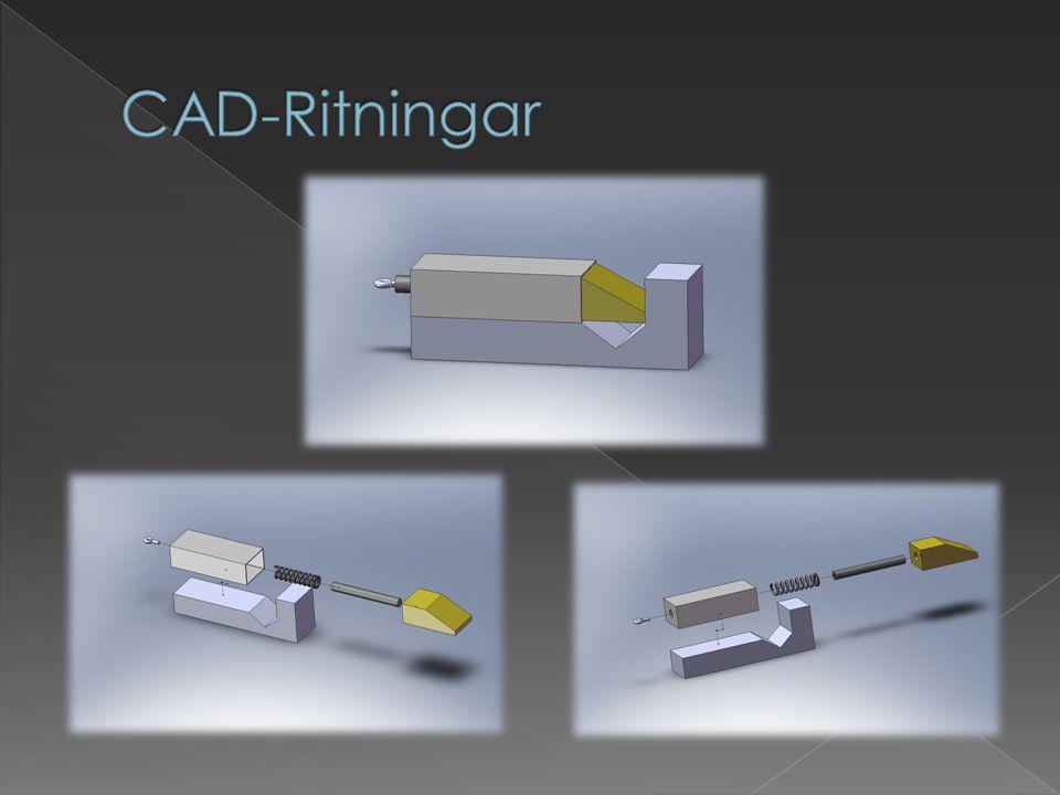 CAD-Ritningar