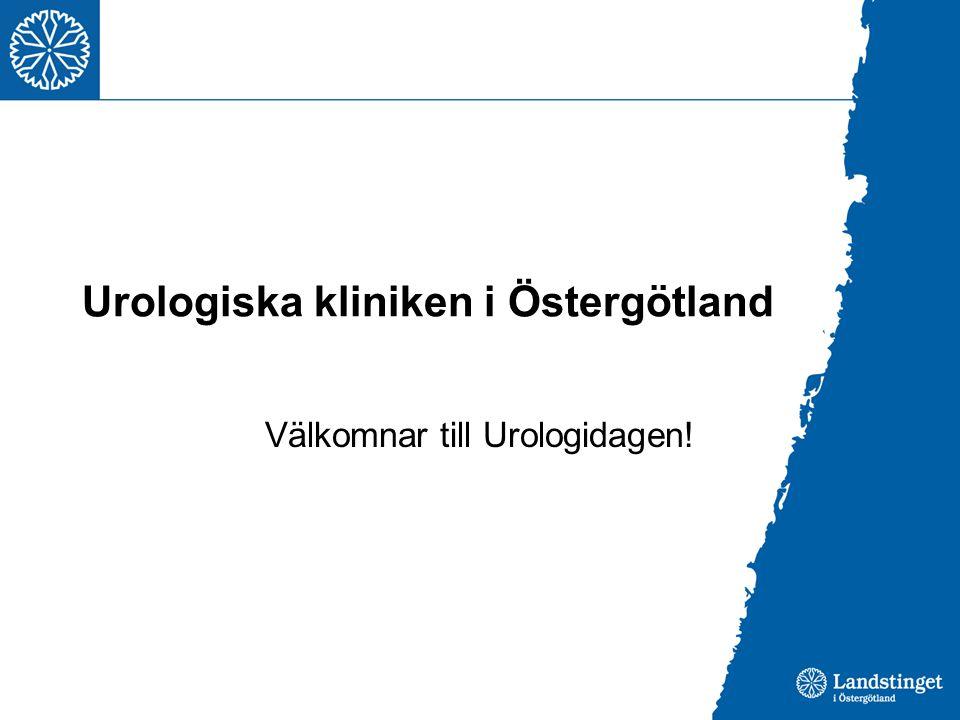 Urologiska kliniken i Östergötland