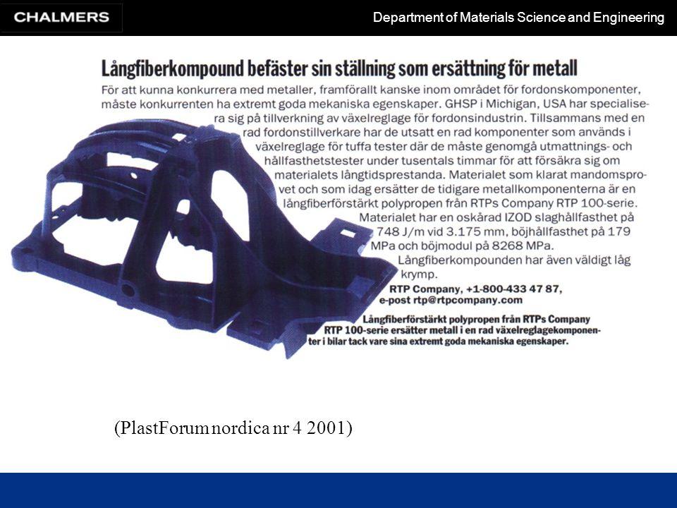 (PlastForum nordica nr 4 2001)