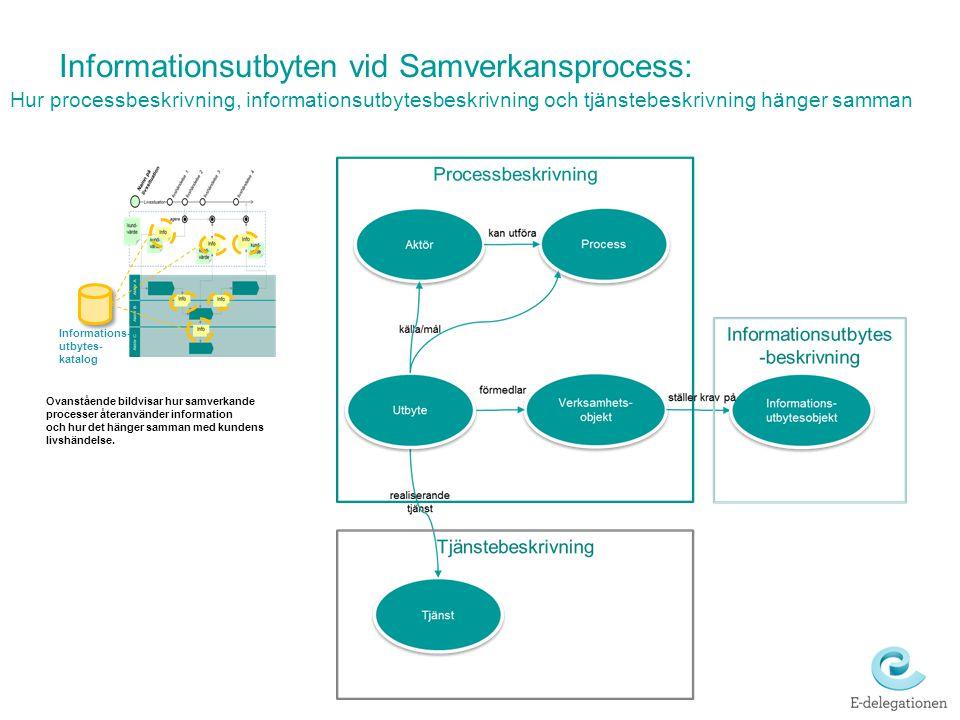 Informationsutbyten vid Samverkansprocess:
