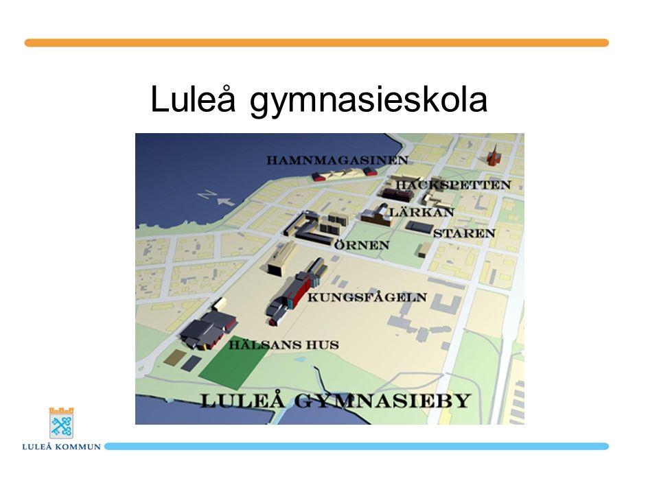 Luleå gymnasieskola
