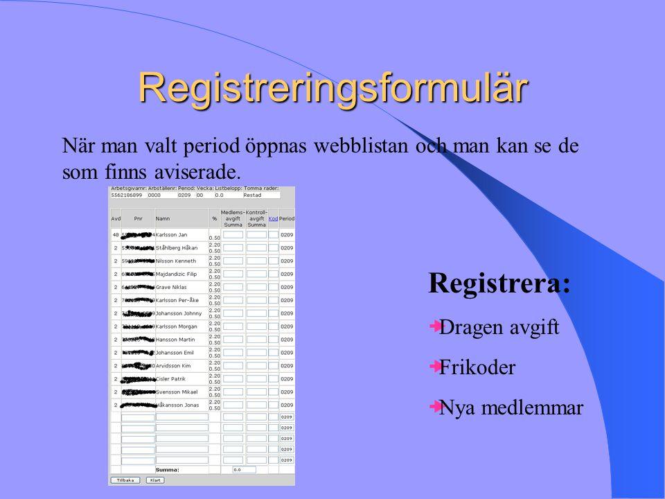 Registreringsformulär