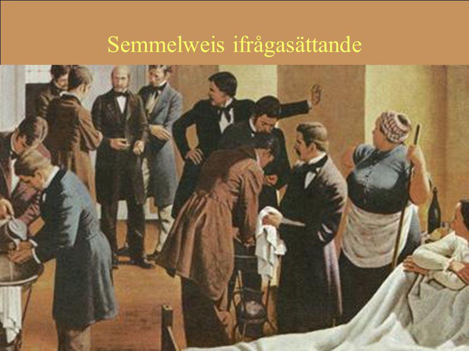 Semmelweis ifrågasättande